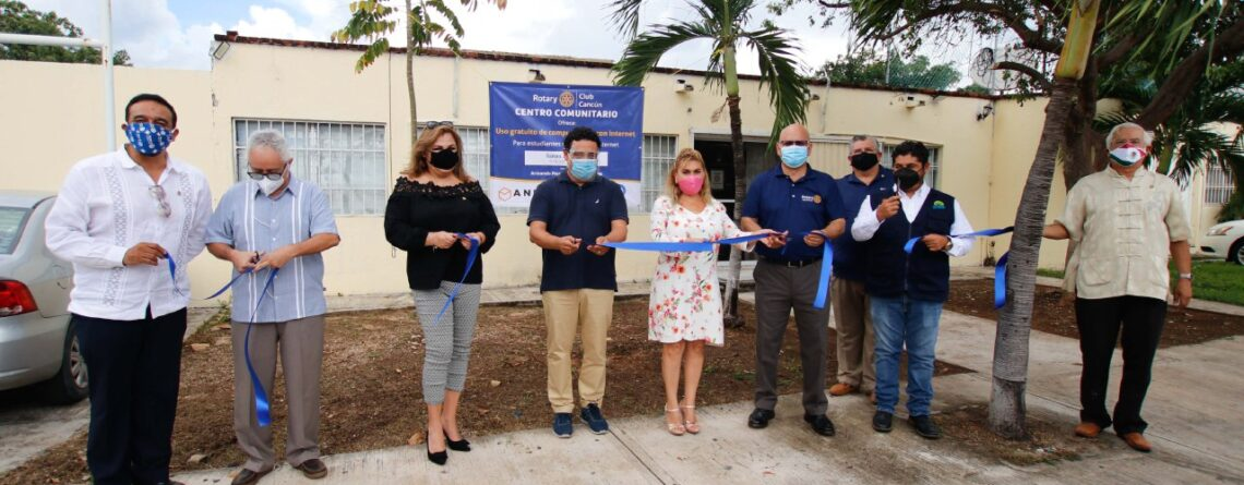 Punto de Conexión Educativa en Cancún
